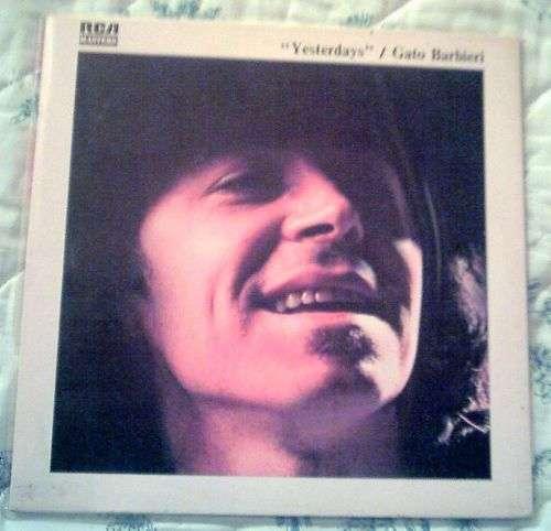 GATO BARBIERI - YESTERDAYS - LP