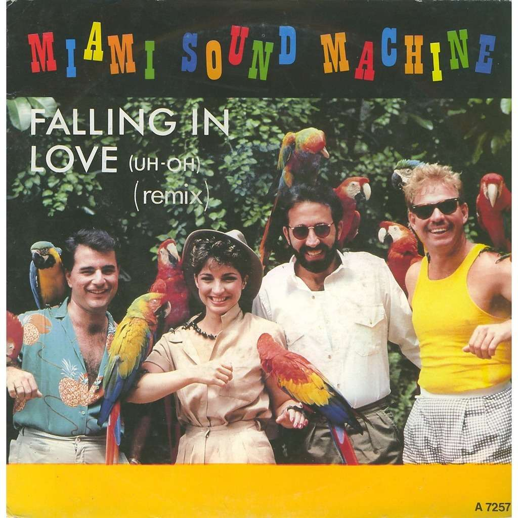 Falling In Love Uh Oh By Miami Sound Machine Sp With