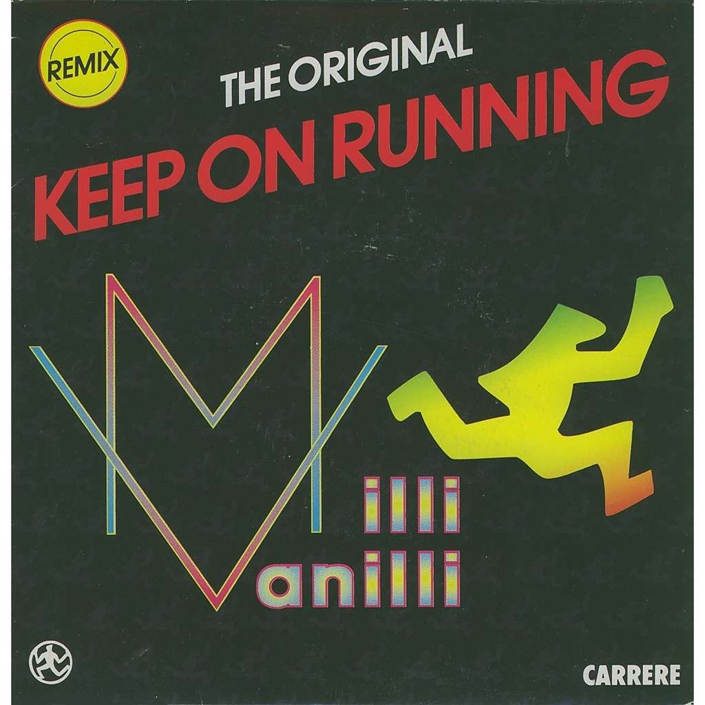 Keep On Running By Milli Vanilli Sp With Morphee2005