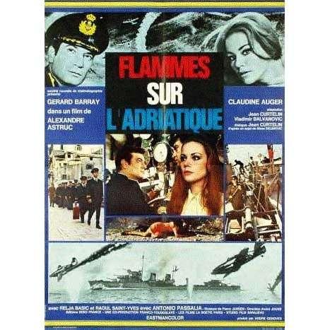 Flammes sur l'Adriatique  (1968) Alexandre Astruc, Stjepan Cikes  114235515