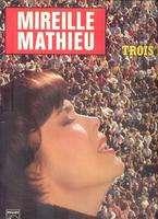 MIREILLE MATHIEU 3 MILLIARDS DE GENS SUR TERRE.France ( Pochette Ouvrante )