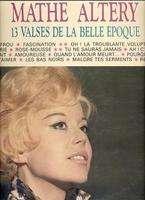MATHE ALTERY 13 VALSES DE LA BELLE EPOQUE.France