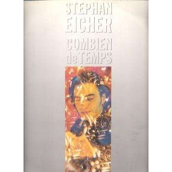 STEPHAN EICHER COMBIEN DE TEMPS.France ( Promo )