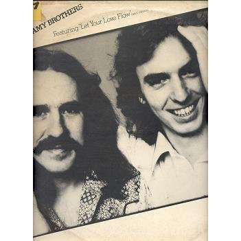 Bellamy Brothers Featuring Let Your Love Flow France