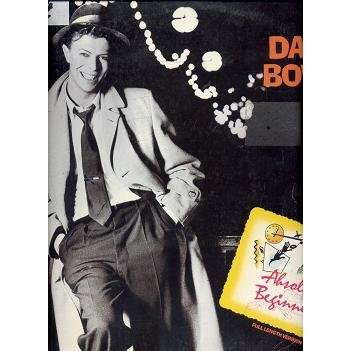 DAVID BOWIE ABSOLUTE BEGINNERS.France