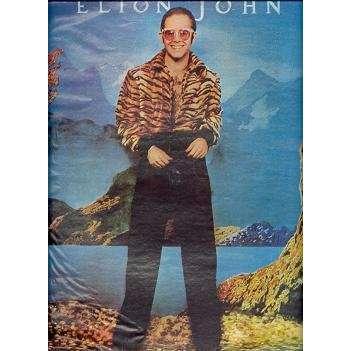 ELTON JOHN CARIBOU.Brazil