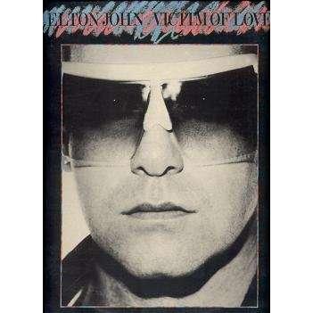 ELTON JOHN VICTIM OF LOVE.France