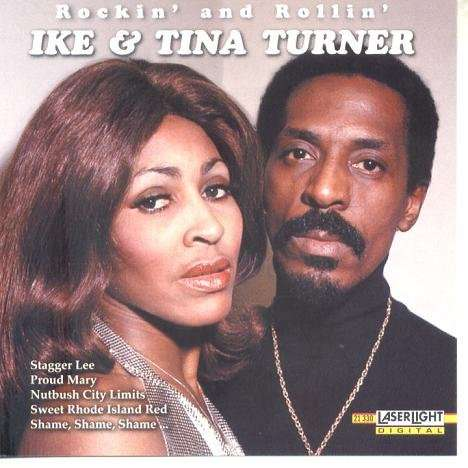 Ike Turner Halloween Costume Portrette In Ninepix Pop Art Portret