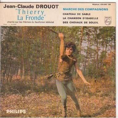 JEAN-CLAUDE DROUOT THIERRY LA FRONDE.France