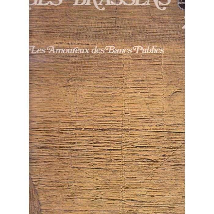 Georges brassens les amoureux des bancs publics n pochette ouvrante lp for sale - Les amoureux des bancs publics brassens ...
