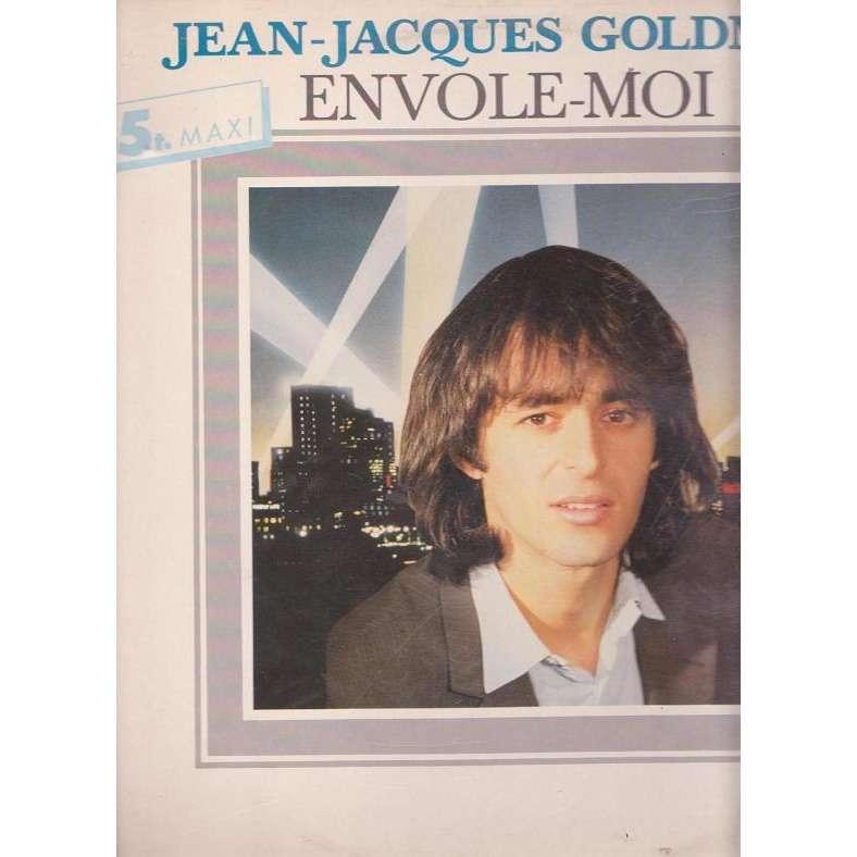 envole de jean jacques goldman maxi 45t chez musicolor ref 114141569. Black Bedroom Furniture Sets. Home Design Ideas
