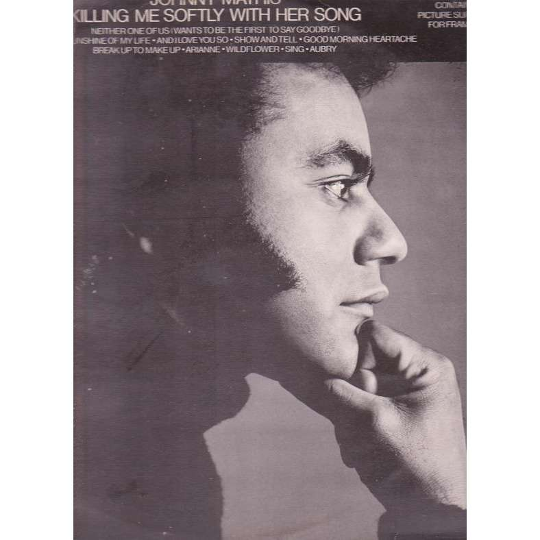 JOHNNY MATHIS KILLING ME SOFTLY WITH HER SONG.Holland