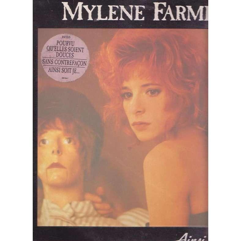 MYLENE FARMER AINSI SOIT JE.France