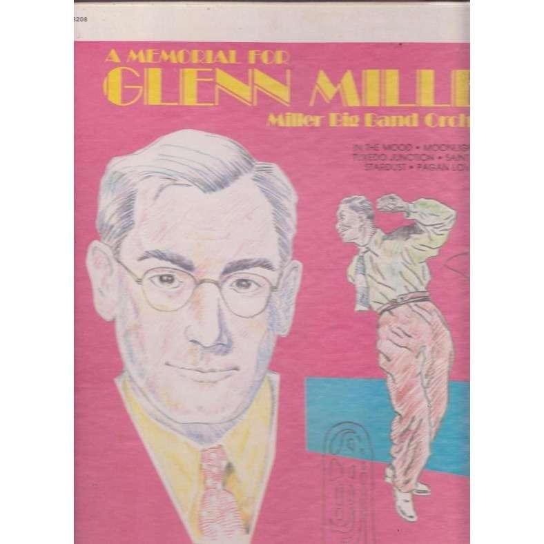 GLENN MILLER A MEMORIAL.France