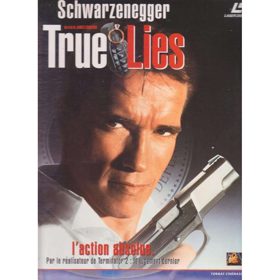 True Lies By Brad Fiedel Ld X 2 With Musicolor Ref