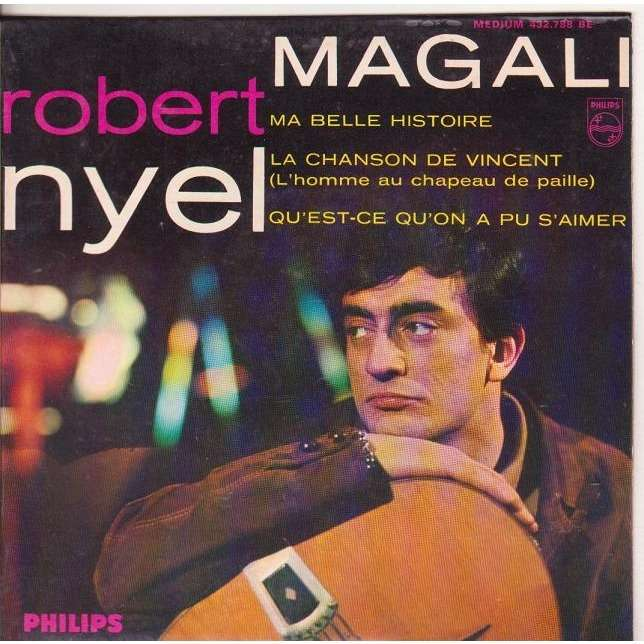 ROBERT NYEL MAGALI