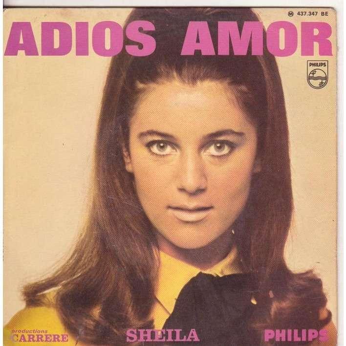 SHEILA ADIOS AMOR