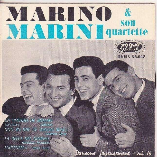 MARINO MARINI UN VESTIDO DE BOLERO VOL 16