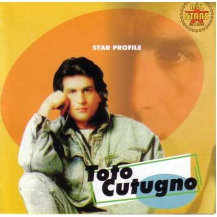 Star Profile Greatest Hits By Toto Cutugno Cd With