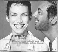 EURYTHMICS ANNIE LENNOX 17 AGAIN ENHANCED+2 LIVE TRACKS