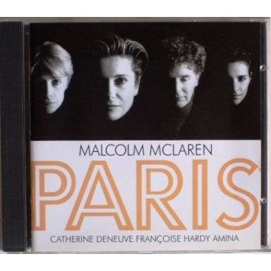 Paris by Malcolm Mclaren, CD with musiquepourtous - Ref:114192697