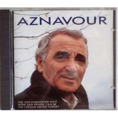 Charles Aznavour - The old fashioned way