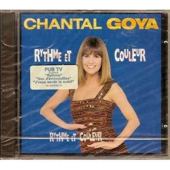 Chantal Goya - Rythme et couleur