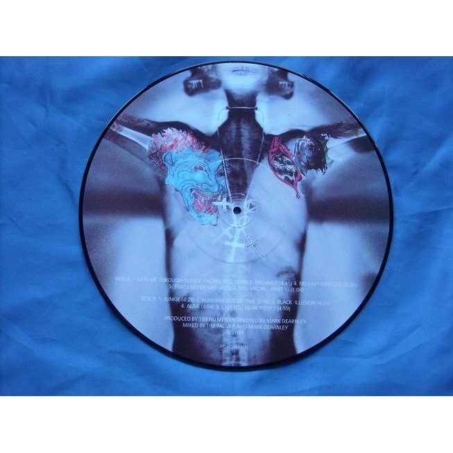 Album Down To Earth By Ozzy Osbourne On Cdandlp