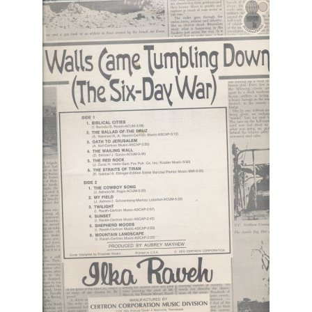 ILKA RAVEH the walls came tumbling down