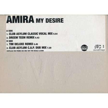 AMIRA my desire