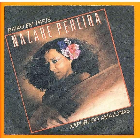 NAZARE PEREIRA baiao em paris - xapuri do amazonas