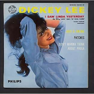I Saw Linda Yesterday By Dickey Lee Ep With Neil93 Ref