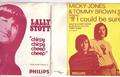 LALLY STOTT / MICKY JONES TOMMY BROWN - chirpy chirpy cheep cheep - if i could be sure - 7'' (SP)