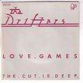THE DRIFTERS - love games - 45T (SP 2 titres)