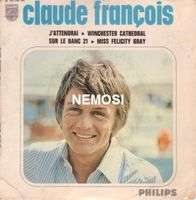 Claude FRANCOIS J'attendrai
