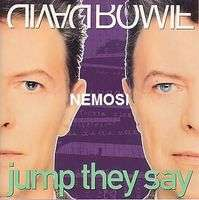 David BOWIE Jump they say