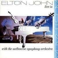 Elton JOHN LIVE IN AUSTRALIA
