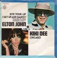 Elton JOHN Bite your lip