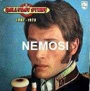 Johnny HALLYDAY HALLYDAY STORY 1967-1973