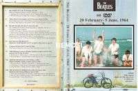 BEATLES 20 FEBRUARY - 5 JUNE 1964