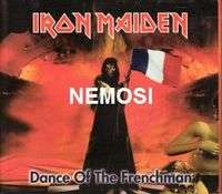 IRON MAIDEN dance of the frenchman