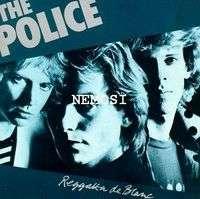 POLICE REGATTA DE BLANC