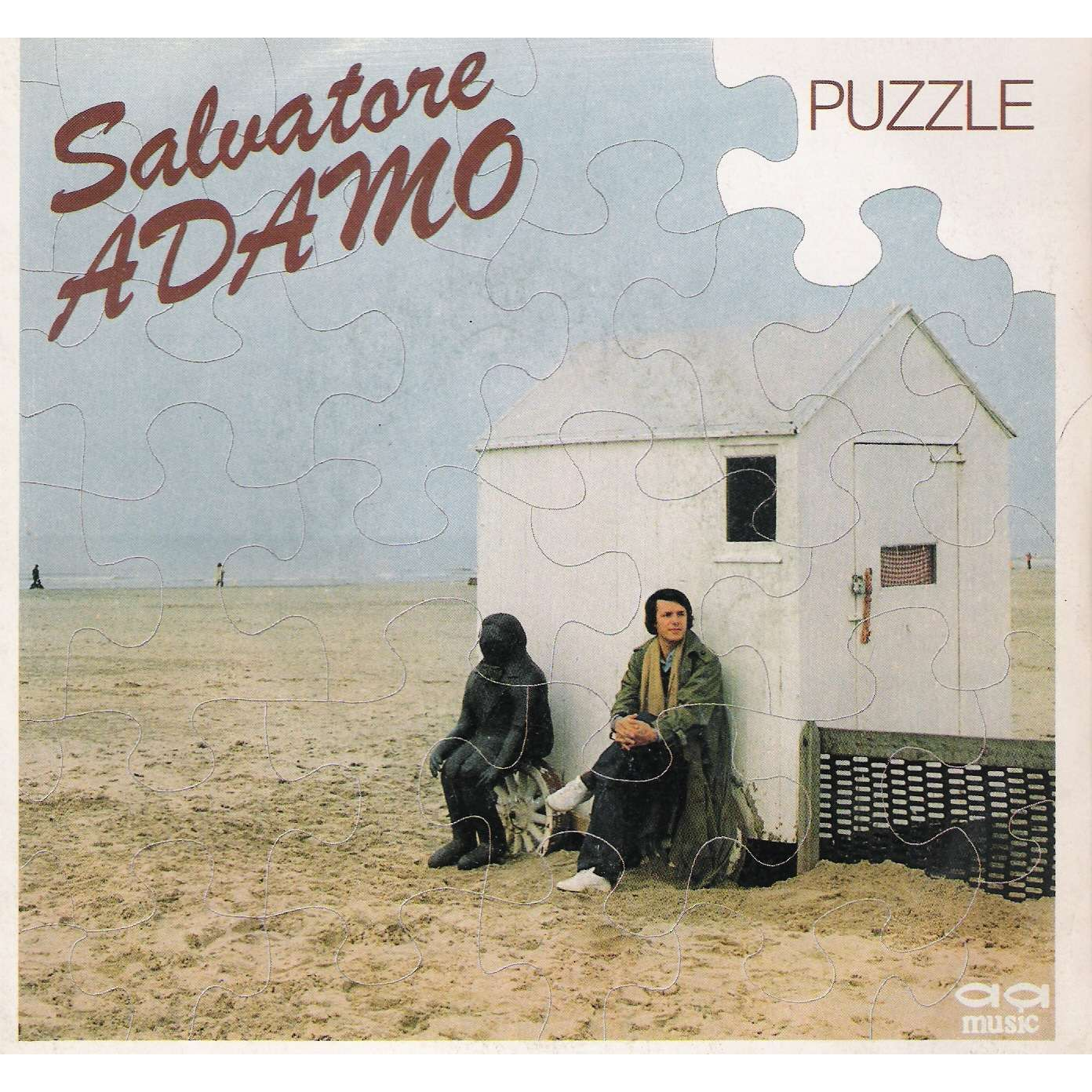 Puzzle By Adamo Salvatore Sp With Ninondisque Ref