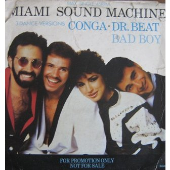 Miami Sound Machine Bad Boy Shep Pettibone Remix