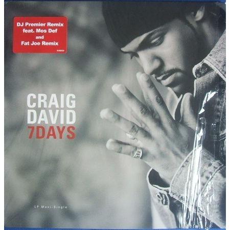 lyrics craig david feat days