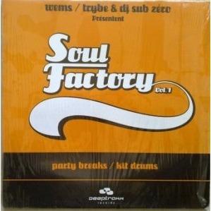 Wems & DJ Sub Zero Soul Factory Vol. 1