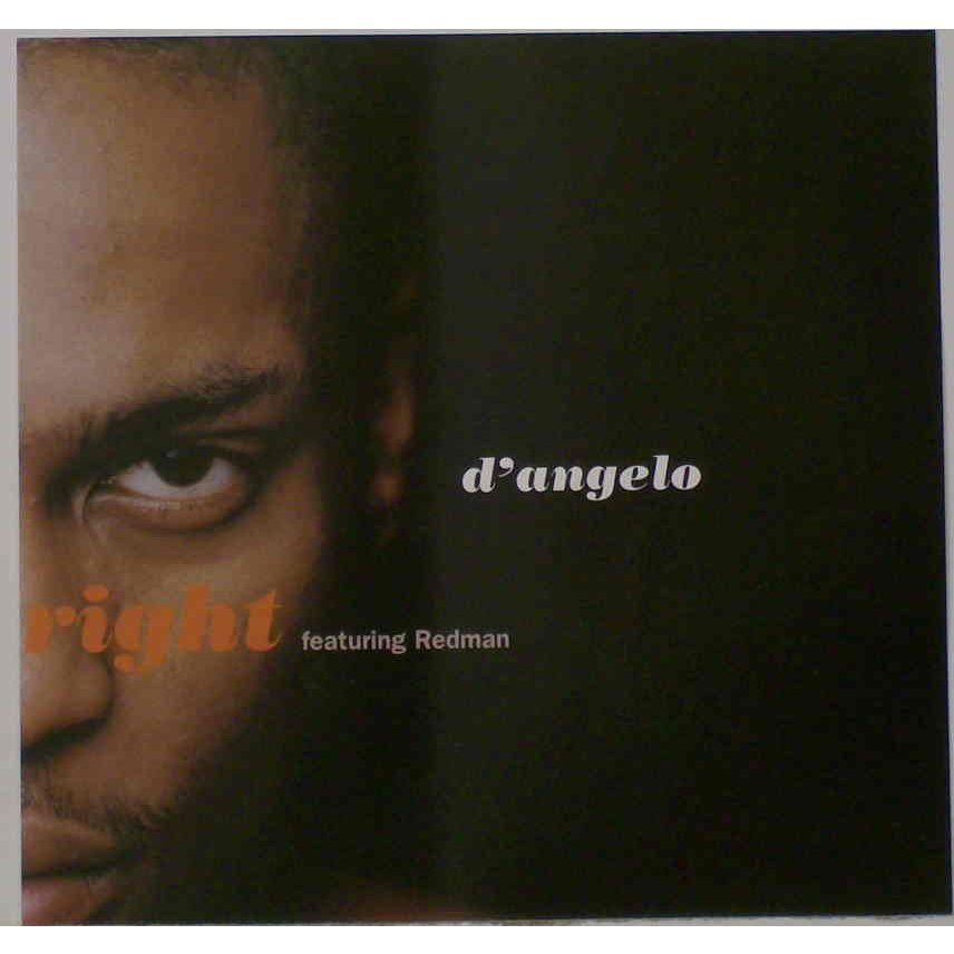 D'ANGELO feat METHOD MAN & REDMAN left & right - 5 mixes / Untitled (how does it feel)