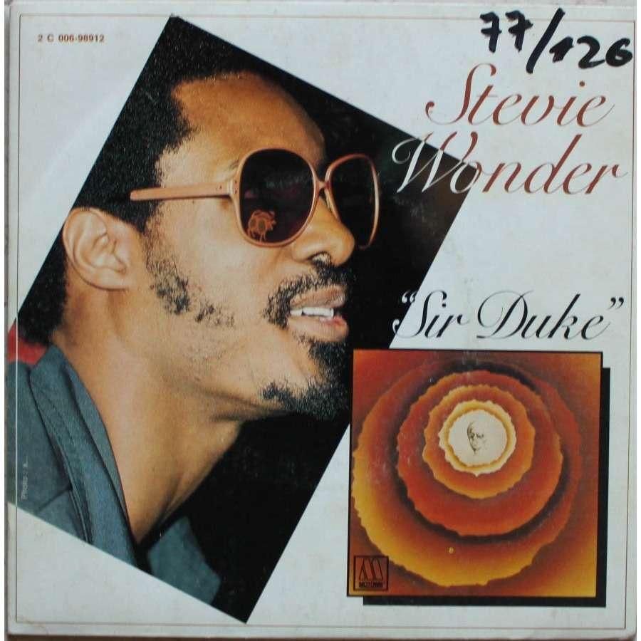 Stevie Wonder Sir Duke Hes Misstra Know It All