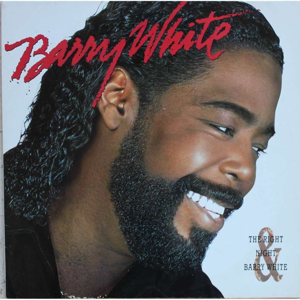 <b>barry white</b> the right night and <b>barry white</b> - 115251591