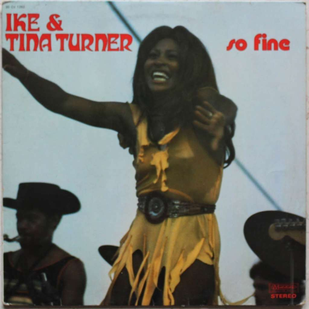 ike and tina turner so fine